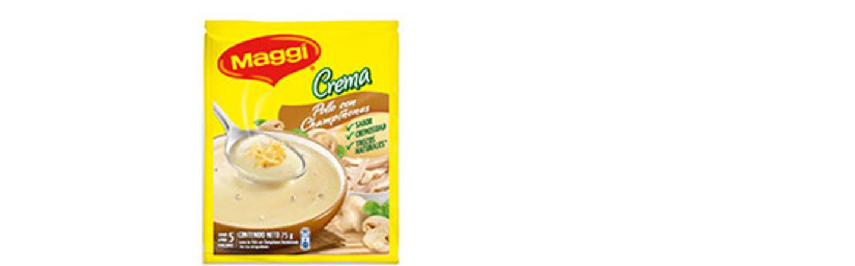 Crema de Pollo con Champiñones MAGGI®