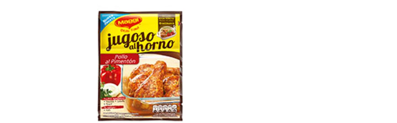 Base MAGGI® Jugoso al Horno Pollo al Pimentón<br />