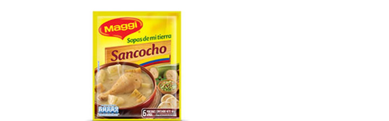 Sopas de mi tierra - Sancocho MAGGI®