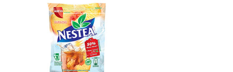 NESTEA® 50% menos azúcar Durazno