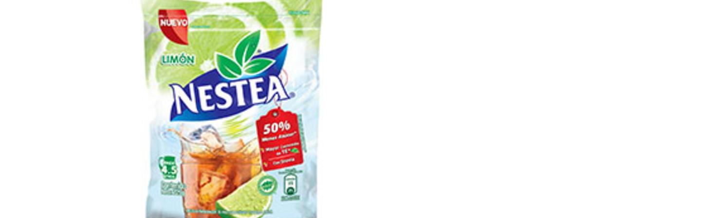 NESTEA® 50% menos azúcar Limón